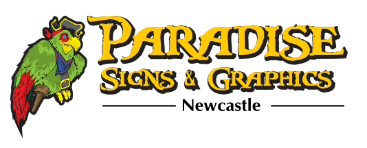 Paradise Signs