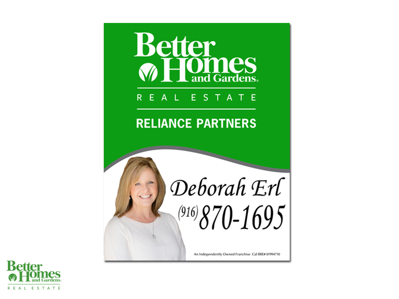 Exceptional Better Homes And Gardens Real Estate Signs