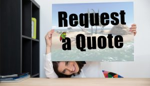 Request A Quote Paradise Signs