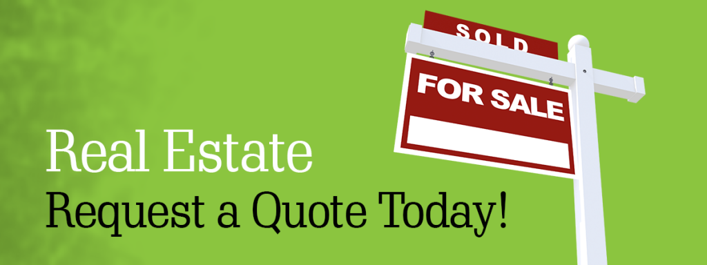 Real Estate Sign Quote Request