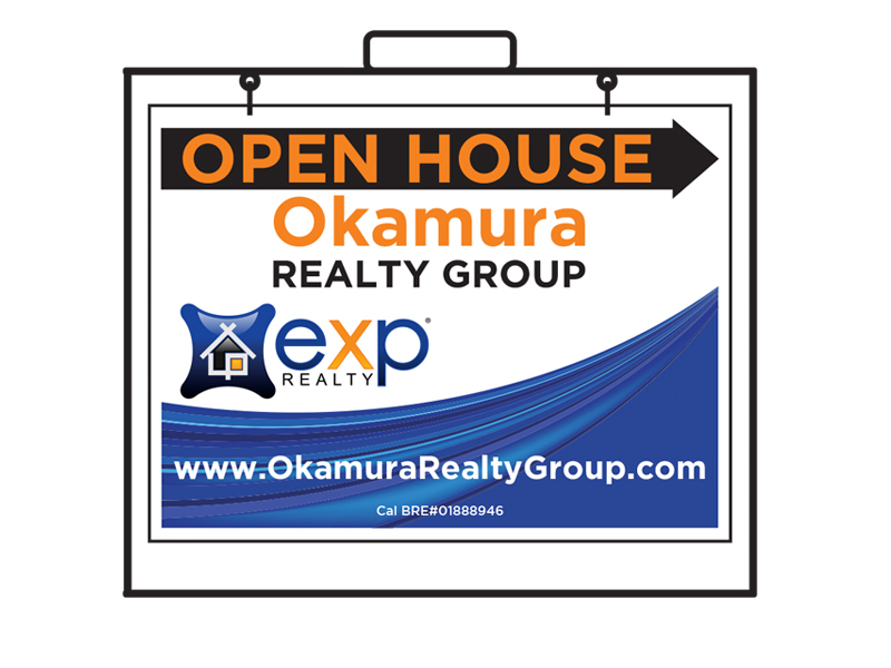 18 x 24 EXP_Open House Realty Hanging